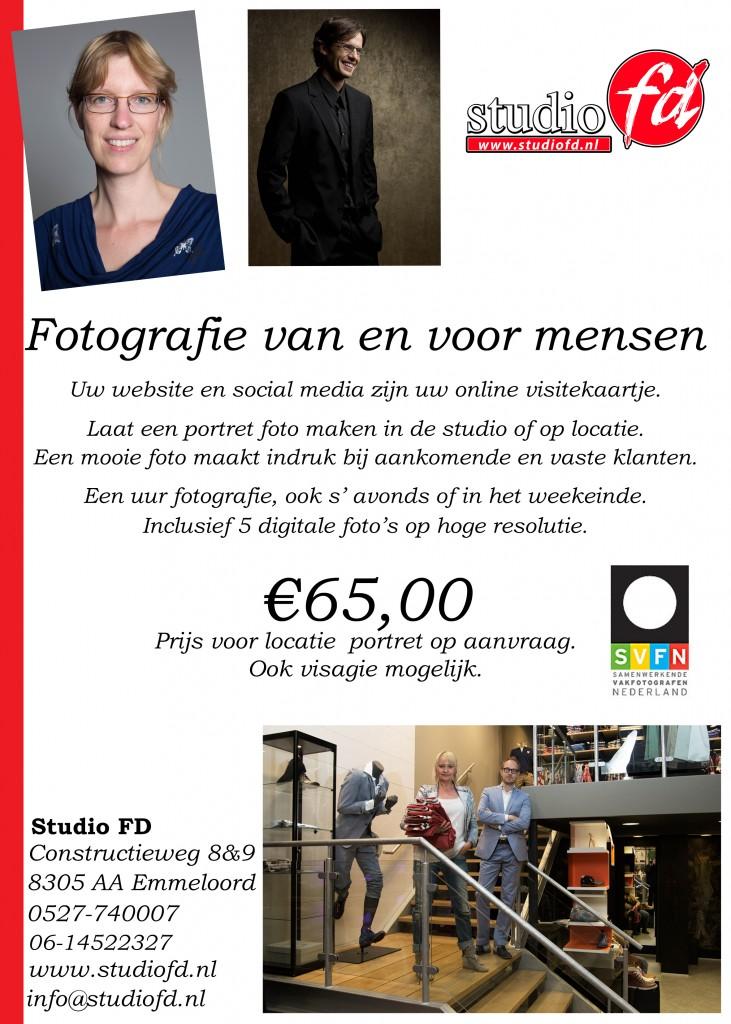 Studio FD zakelijk portret